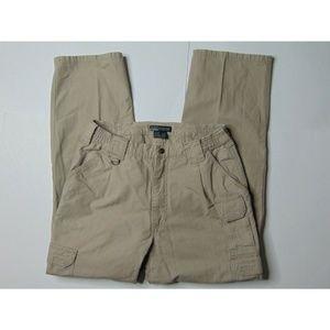 5.11 Tactical Pants - 5.11 Tactical 34x32 Cargo Pants Original Beige